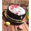 Moters, Mamos dienos tortas su gėlėmis