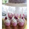 Šventiniai CAKE POPSAI (pyragaičiai ant pagaliuko)