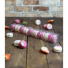Sausainiai MAKARŪNAI (macarons) Valentino dienai dėžutėje XL