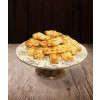 Sausainiai MARCIPANINIAI (su žemės riešutų drožlėmis)