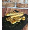 Sausainiai Sūrūs (su sezamu)