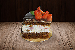 Tortas Braškiukas (šviežių Lietuviškų braškių)