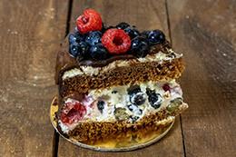 Tortukas Šilo uoga mažas