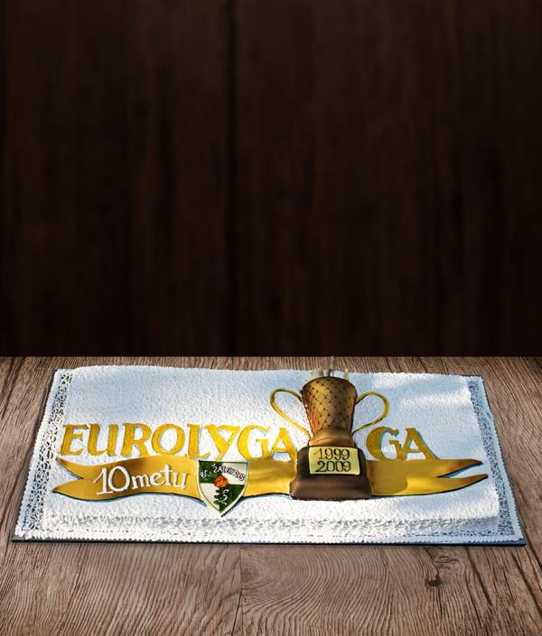 Tortas Eurolyga