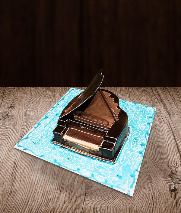 Tortas fortepijonas