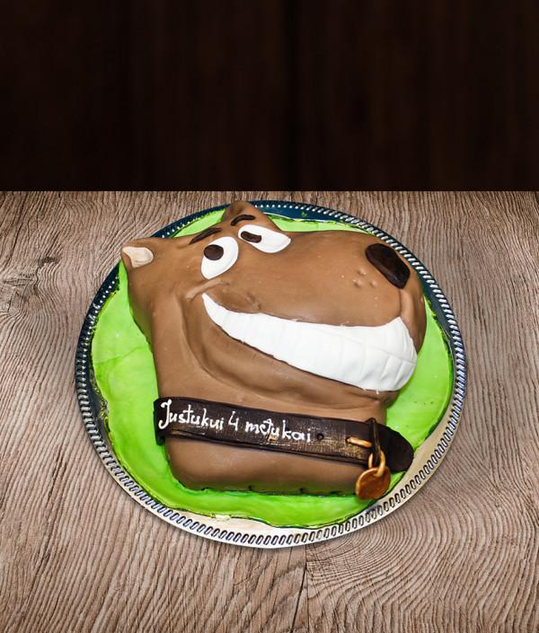 Tortas Scooby Doo