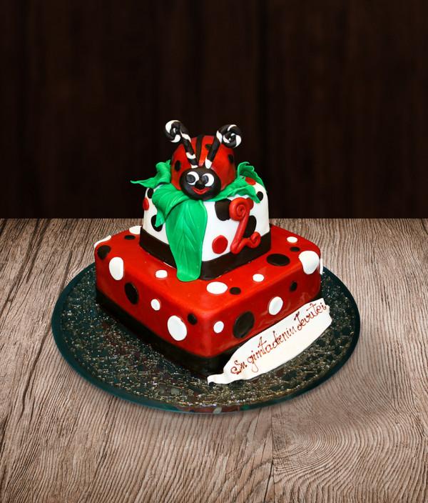 Vaikiškas tortas borūžėlė