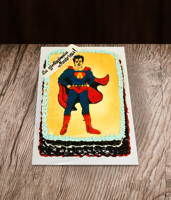Tortas Supermenas (Superman)