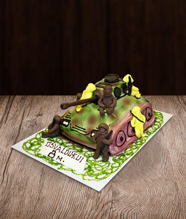 Tortas tankas