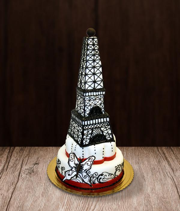 Tortas Eifelio bokštas