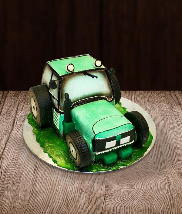 Tortas traktorius