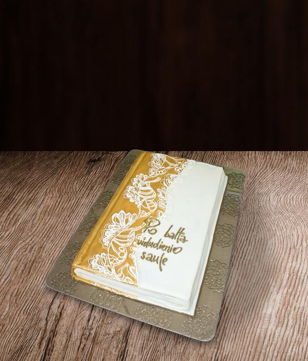 Proginis tortas knyga