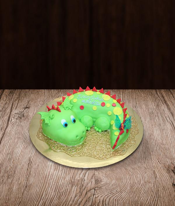 Tortas drakonas