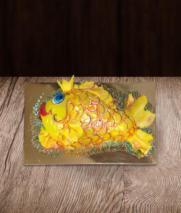 Tortas žuvytė