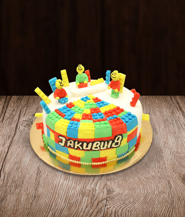 Tortas Lego