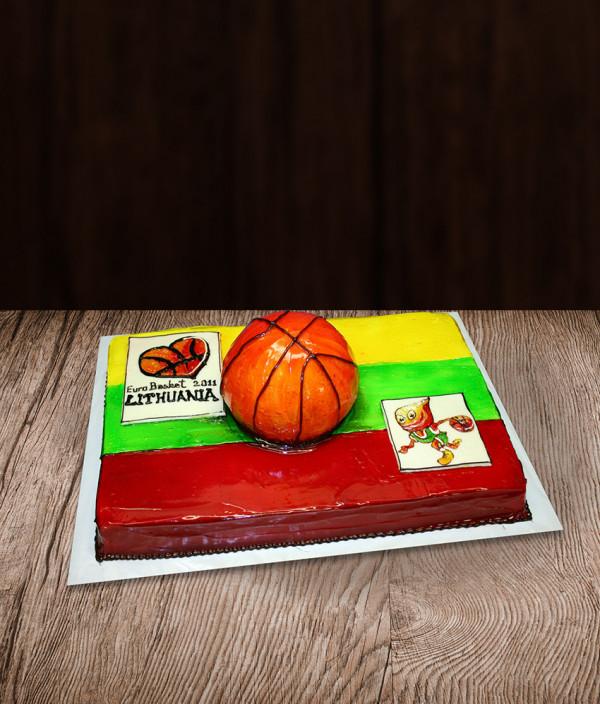 Tortas krepšinio Eurobasket