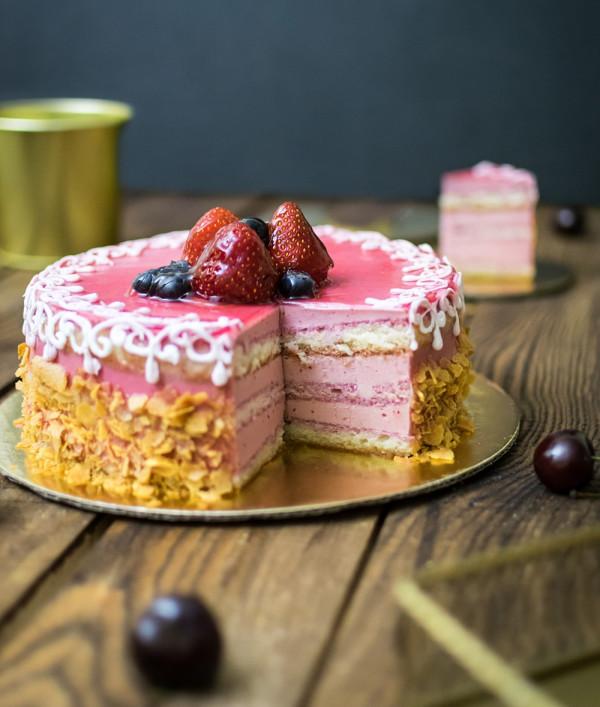 Tortas Jogurtinis