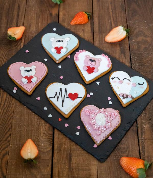 Meduoliukai širdelės