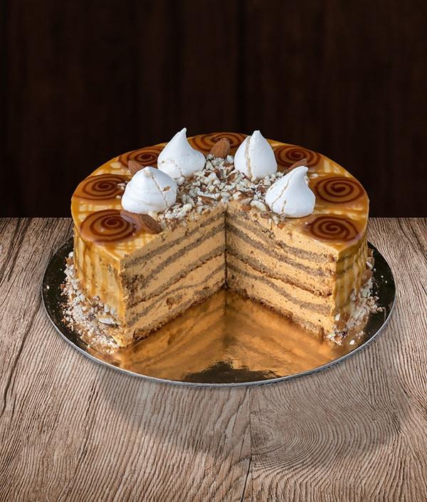 Tortas MIGDOLAS be grūdinių kultūrų