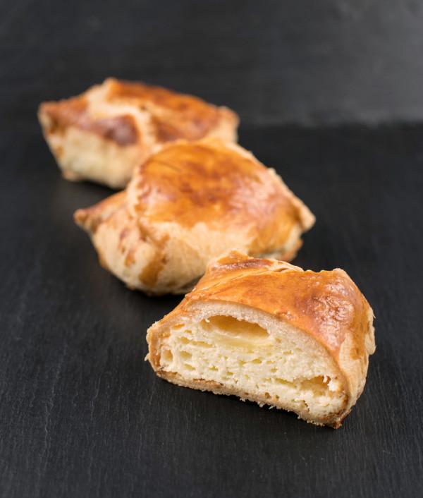 Sausainiai SKARELĖS (su varške)