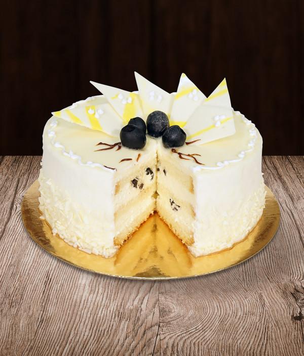SŪRIO tortas su alyvuogėmis